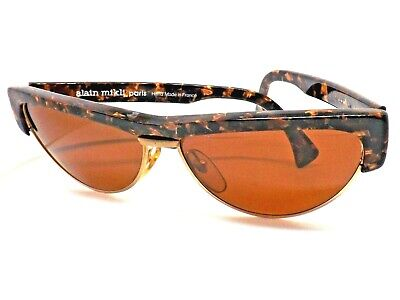 ALAIN MIKLI occhiali da sole a.m.89 615 vintage retro sunglasses france paris