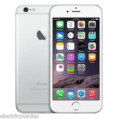 Apple iPhone 6 Smartphone Telefoni 64GB 4G LTE Handy Ohne Vertrag AAA+ Stock GPS