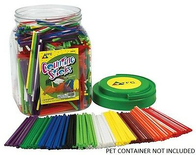 Counters - Counting Sticks 100 Bag Maths Games Teacher Resources Education