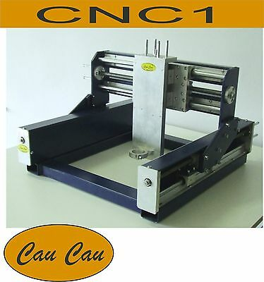 3D CNC Router / engraver - Kompas H400_KIT Mechanics - Frame - New + warranty