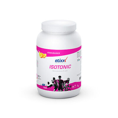 Etixx Isotonic Powder Naranja