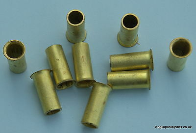 4mm Brass Fuel Pipe tube Inserts support for Petrol & Diesel fuel lines..