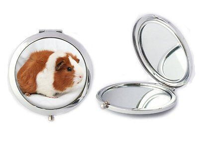 Guinea Pig Compact Mirror Ideal Ladies Birthday Mothers Day Gift T72