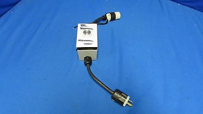 Leviton Model 61000 1000W, 120VAC Rotary Dimmer Switcher for Arri Lights