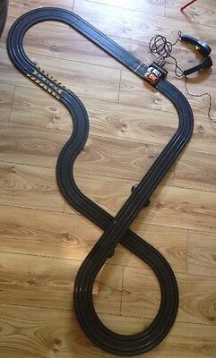 Micro Scalextric Rally Masters Plus Extra Track Fast Free Postage