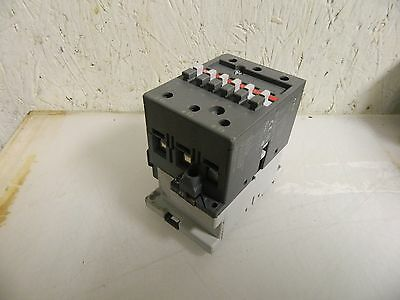 ABB Contactor A50-30, 600VAC, 120V Coil, Used, Warranty