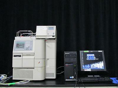 WATERS Separations Module 2690 Hplc System Alliance 2487 DAD PC w/ Empower 2 SW