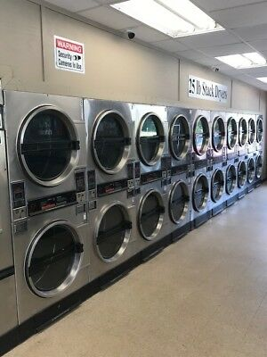 Speed Queen Triple Load Commercial Washing Machines