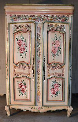An Armoire for a little girl's room - REDUCED AGAIN