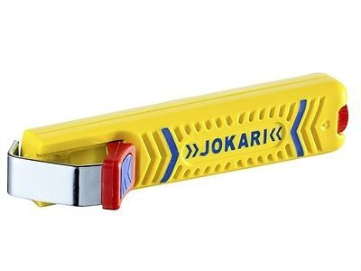 Jokari JOK10270 Secura Cable Knife No.27 (8-28mm) Cable Stripper Tool