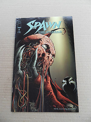 Spawn : The Undead 4 . Image 1999 - FN / VF