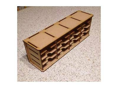 Self Assembly MDF Craft Distressing Ink Pad Storage-Jim-Sunderland