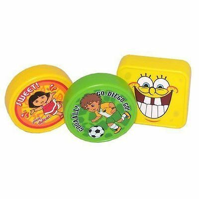 Munchkin 53401-6 Nickelodeon Fun Ice Reusable Ice Pack Asso...New, Free Shipping