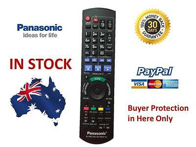 Remote Control For Panasonic HDD DVD Replace N2QAYB000781 DMRHW220GN DMR-HW220GN