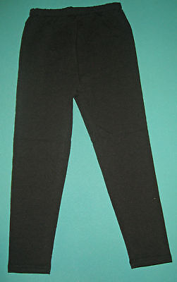 NEW BLACK Girl School Leggings Size 5,6,8,10,12