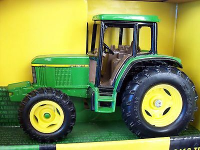 John Deere 6410 Series Tractor By Ertl Scale 1/32 Diecast New