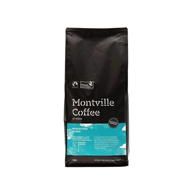 NEW  MONTVILLE COFFEE Woodford Espresso