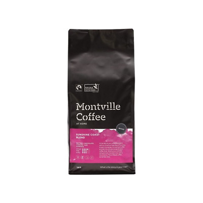 NEW  MONTVILLE COFFEE Sunshine Coast Beans