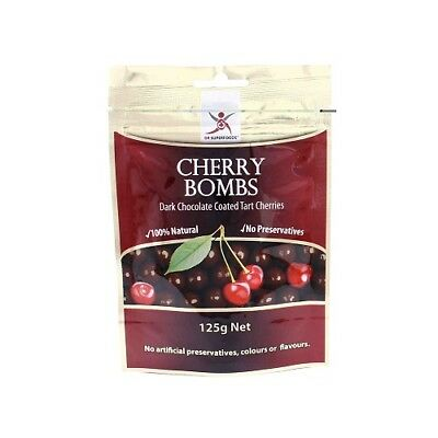 NEW  DR SUPERFOODS Cherry Bombs 125g