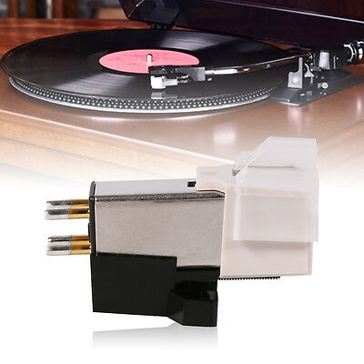 Cartridge Stylus Record Player Phonograph Needle Pickup Moving Magnet with Screw