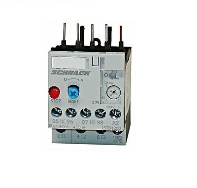 Thermal Overload relay up to 12A, Size S00 (100% Siemens compatible)