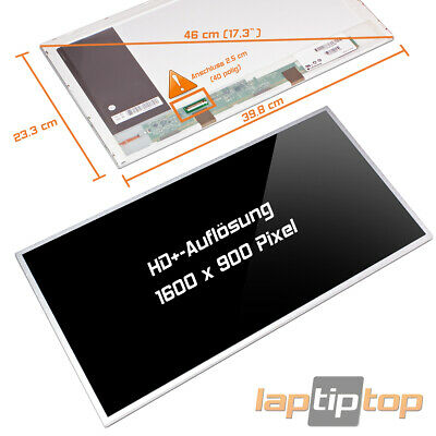 "LED Display Screen 17,3"" (glossy) Asus F751S Series"