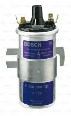 BOSCH Ignition Coil Fits  FIAT LADA PEUGEOT RENAULT TALBOT VOLVO TOYOTA 1960-