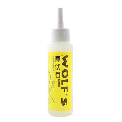 1PCS Cycling Bicycle Chain Lube Lubricating Oil Cleaner 50ml Lubricant