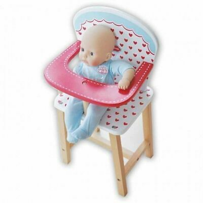 Indigo Jamm - Hearts High Chair Educational Wooden Toy