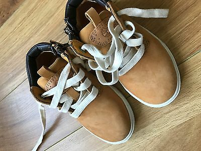 Toddler Boys  New Timberland Boots Size Uk7.5