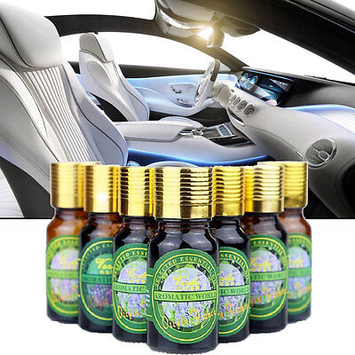 Auto Perfume Air Freshener Oil Car Home Luxury Scent Fresh Diffuser Fragrances
