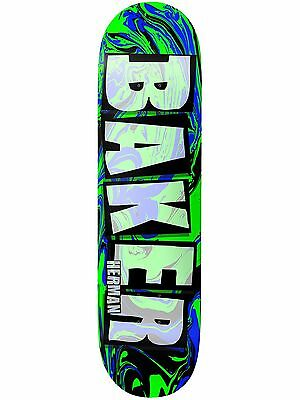 Baker Skateboard-Deck Herman - 8 Inch Abstract