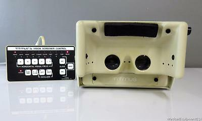 Titmus 2a Vision Screener Professional Eye Tester With screener control