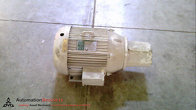 Lincoln Tf4360C, Motor, 15Hp, 3 Phase, 1750 Rpm, 46/23 Amp, 60Hz #232973