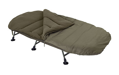 Trakker Carp Fishing - NEW Big Snooze Plus Wide Sleeping Bag