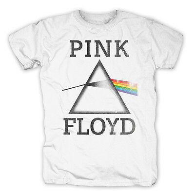 Pink Floyd - Dark Side Of The Moon - Official Mens T Shirt