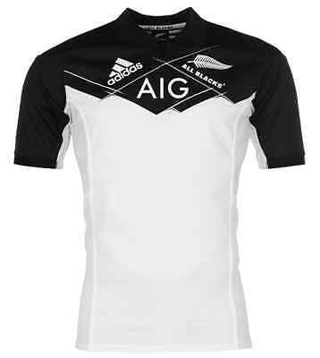 Adidas All Blacks New Zealand New Zealand Rugby Jersey 2017 White All sizes New