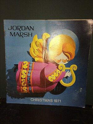 Vintage Jordan Marsh Catalog 1971 Department Store.