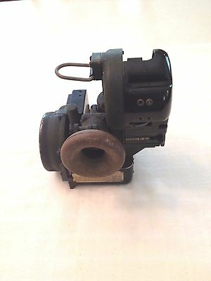 Ww2 Bendix Aircraft Sextant A-5851-1 Bubble Type With Altitude Averaging Device
