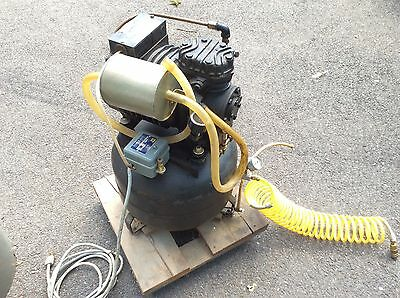McKESSON Dental Compressor Model 581. Uses Copelametic Refrig Pump Model HT-331