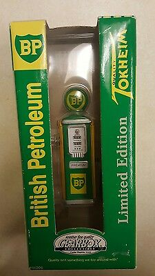 Limited Edition TOKHEIM 1950 Gas Pump Replica British Petroleum Gearbox Toys