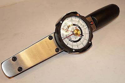 """NEW Proto USA J6113F 10-50 Ft/Lbs 1.4-7M/Kg  3/8"""" Dr Dial Torque Wrench CC3.11"""