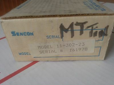Sencon 11-302-23 Container Line Can Counter, New In Box, 60 Days Warranty
