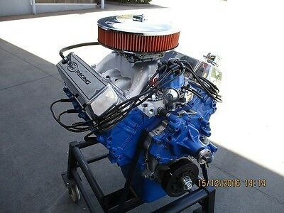 FORD Big Block 460 V8 Fully Reconditioned Complete Engine   # RECO-460-C