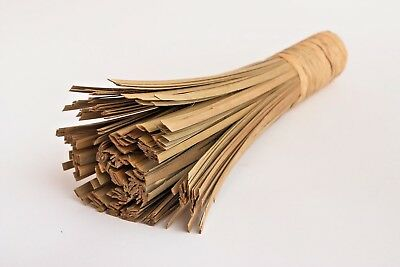Bamboo Cleaning Brush Wok, 8 inches ( New )