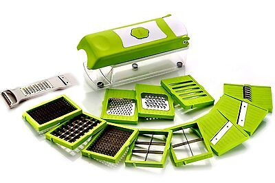 Famous 15 In 1 Vegetable & Fruits Cutter, Slicer, Dicer Grater & Chopper, Peeler