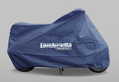 Lambretta Scooter Cover With Logo In Pouch