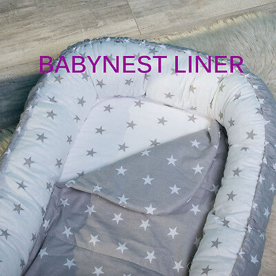 Baby nest protection liner, Easy washing, longer using. Babynest, pod, coccoon