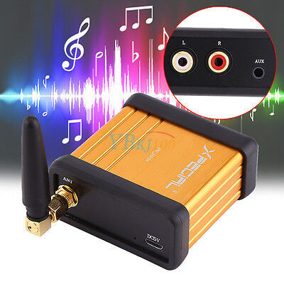 Bluetooth 4.2 Audio Receiver Amplifier HIFI Class Car Stereo Modify Support APTX