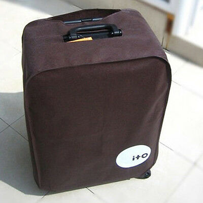 Suitcase Cover Protector Waterproof Dustproof Traval Luggage Cases 20-28 inches